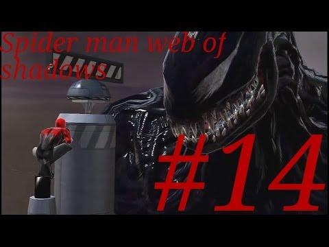 Прохождение игры spider man : web of shadows часть 14 ( перевод )
