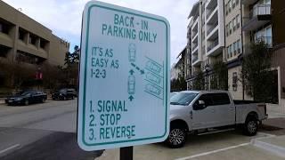 Back-In Parking PSA