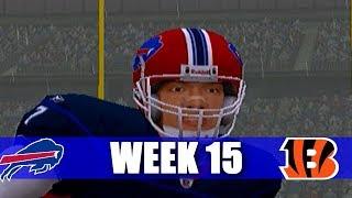 ESPN NFL 2K5 BILLS FRANCHISE VS BENGALS (S1W15)