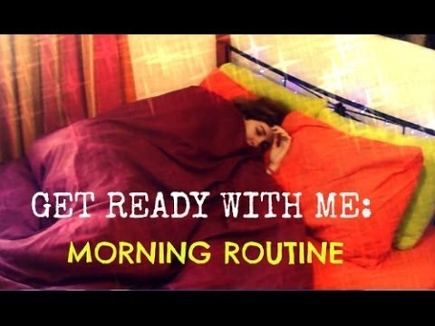 Get Ready With Me: Morning Routine (GR)