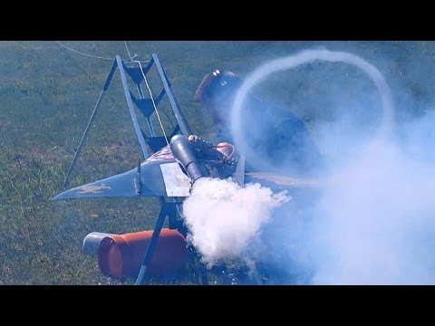 VIRUS RC PULSO PULSE JET VERY FAST AND VERY LOUD / Pulso Event