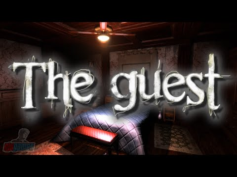 ROOM 297 - Let's Play The Guest Part 1   PC Game Walkthrough