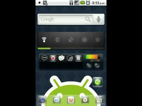 Mi Android huawei um840