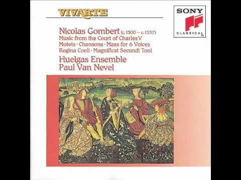Nicolas Gombert - Tous les regretz