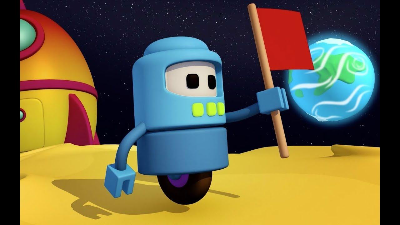 Пузыри Баблс: улётные приключения - Тен улетает (8 серия) | Прикольный мультик для детей