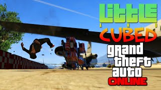 Little and Cubed: Air Traffic Control! - GTA Online