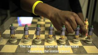 HOW TO PLAY CHESS! (rap)