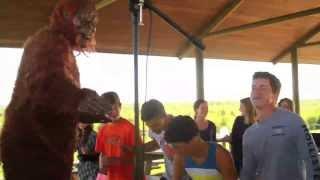 Thomas Edison's Electric Light Bulb Band Video - Rafael Espinoza - The Bigfoot Boogie