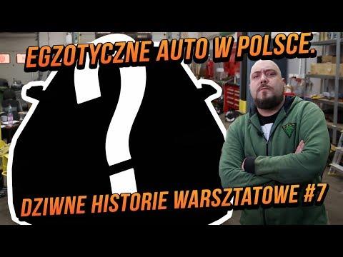 Egzotyczne Auto W Polsce. Dziwne Historie Warsztatowe #7