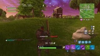 Insane Snipe through grass