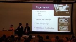 GSET 2012 Final Presentation - Quality Engineering in a Major Manufacturing Facility