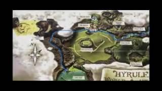 Hylian ensemble - Gerudo valley