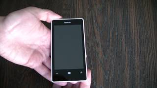 How To Hard Reset A Nokia Lumia 521 Smartphone