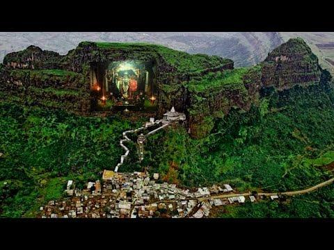 సప్తశ్రుంగి దేవి ఏడు పర్వతాల మద్యలో 4600 అడుగుల ఎత్తులో/Biggest Mysterious Temples Of India telugu