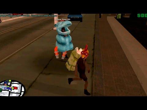 GTA SAMP [Advance RolePlay] №1 - Бегемот и Петушок