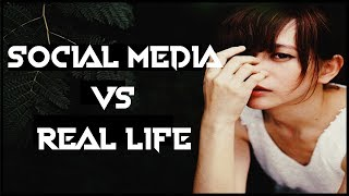 Fake People Fake Lives - Social Media Vs Real Life - Don't Compare Yourself With Others