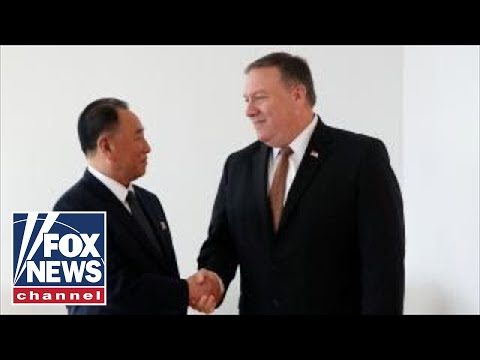 North Korean official to give Trump letter from Kim Jong Un