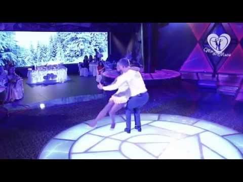 Эксклюзив!!! Свадебный танец Либерж Кпадону и Евгения Руднева :: Постановка студии Ты со мной