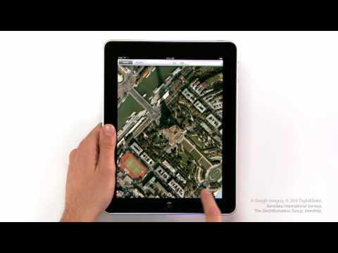 Thumb Video of Apple's iPad