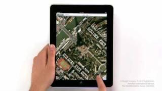 Video del iPad de Apple