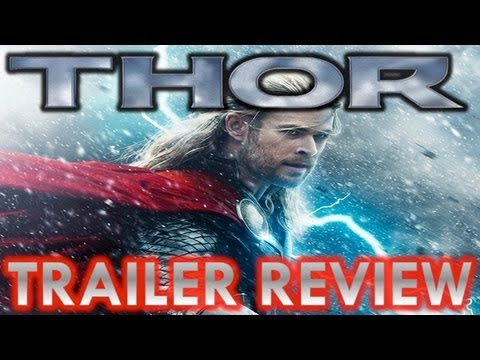 RMN: Thor The Dark World Trailer Review