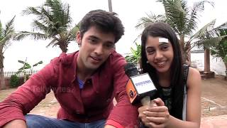 Parth and Niti aka Manik and Nandini in Conversation with TellyBytes
