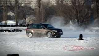 izStory.com - Тест-драйв Volkswagen Tiguan
