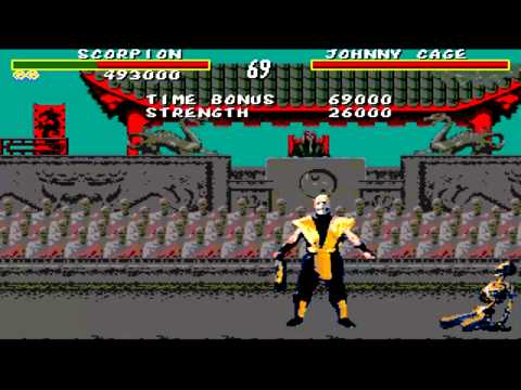 Immortals - Techno-syndrome 7 Mix Mortal Kombat Theme