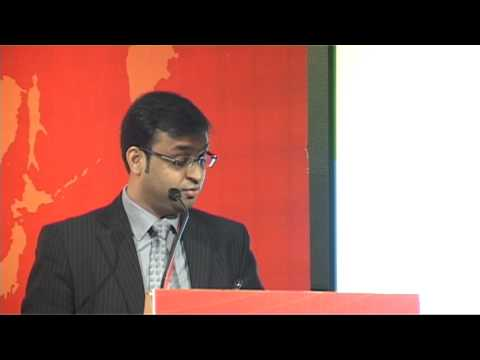 Mr. Vivek Bajaj - Addressing the crowd at World Hindu Economic Forum Hong Kong 2012