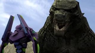 EVA vs Godzilla the Movie II the Sequel