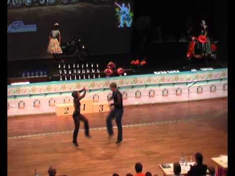 Verena Rau & Andreas Heidler - Süddeutsche Meisterschaft 2011