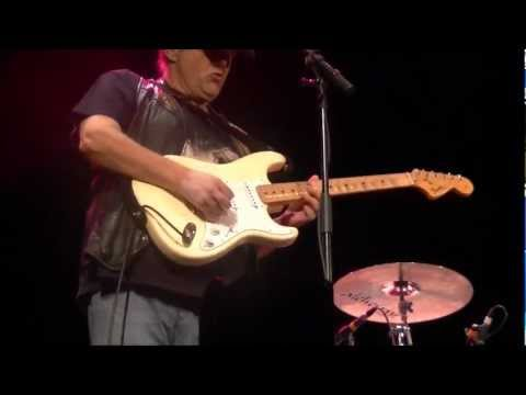 Walter Trout - Tribute To Muddy Waters Live @ The Carnegie Hall. Dunfermline. Scotland. 04/10/12