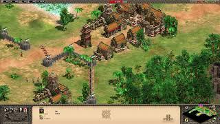 世紀帝國II DLC 班師勤王 / Age of Empires II 加札.瑪達(蠻王崛起) #HUZAS直播
