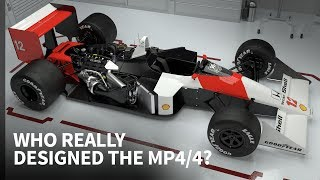 The argument behind F1's most dominant car: Origin story of the MP4/4