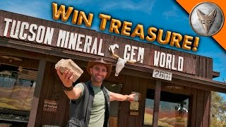 TREASURE HUNT - Will You WIN?!