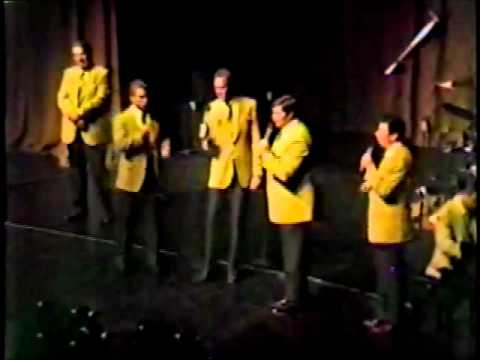 The Kingsmen, May, 1986, Live In Jackson, MS (2/11)