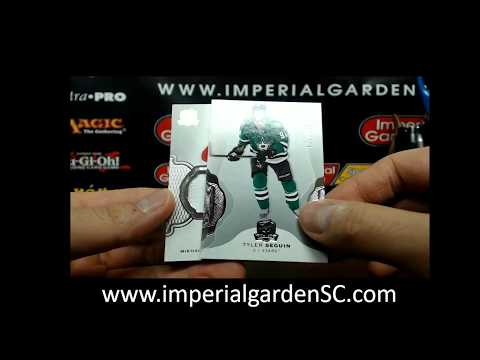 SINGLE BREAK #1567 : 16-17  UPPER DECK THE CUP (EXQUISITE) NHL HOCKEY BOX