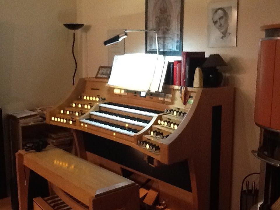 Widor, Orgelsymphonie Nr 5 (S�tze I bis V) - Orgel: Lothar L�ser ...