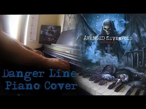 Download  Avenged Sevenfold - Danger Line - Piano Cover Gratis, download lagu terbaru