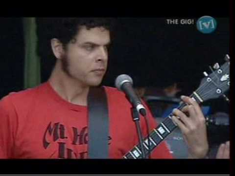 Wolfmother - Mind&#039;s Eye@Homebake Festival 2004