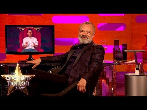 Elderly Women Mistake Vibrator For Neck Massager - The Graham Norton Show