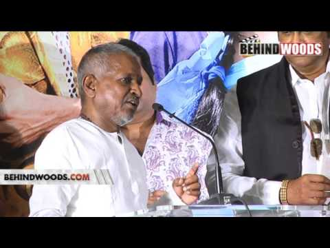 Ilayaraja Speak & Sang @ Maranthen Mannithen Audio Launch Taapsee, Aadhi, Lakshmi Manchu