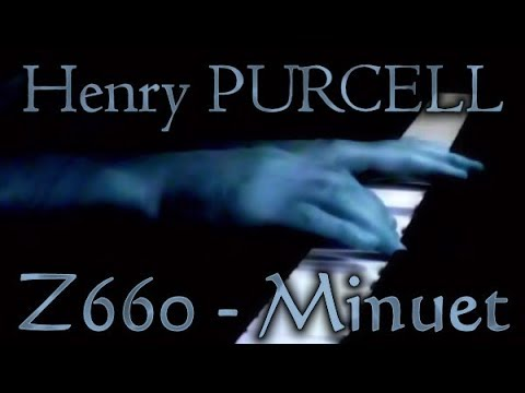 Henry PURCELL: Suite in G major (Minuet), Z660