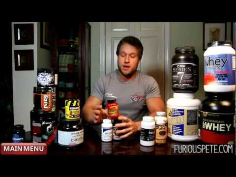 Furious Pete - Supplementation - Simple Guide To Any Body Transformation