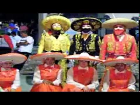 Tlaquiltenango: Cabalgata y comparsa
