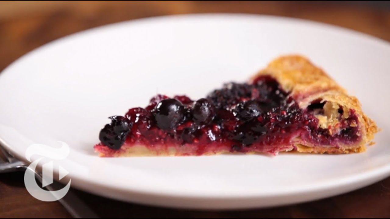 Fruit Galette | Melissa Clark Recipes | The New York Times ...
