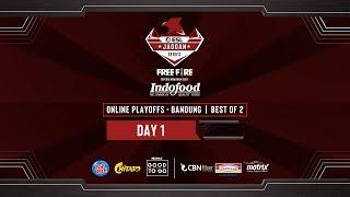 ESL Jagoan Series - Free Fire Bandung playoffs - Day 1