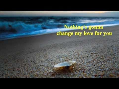 George Benson - Nothing Gonna Change My Love For You video
