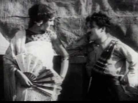 Чарли Чаплин - Ночь напролёт, юмор.