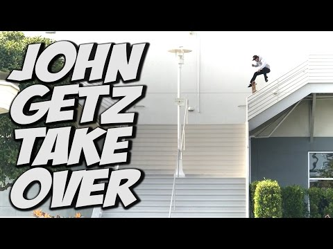 JOHN GETZ CHANNEL TAKE OVER !!! - A DAY WITH NKA -